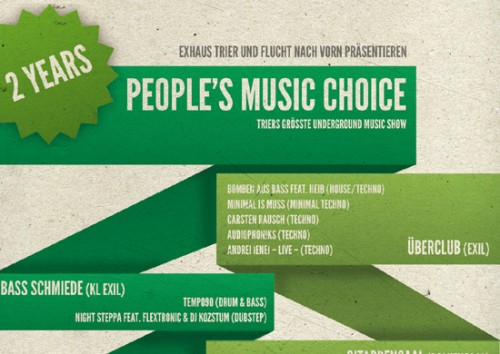 peoples music choice 2010